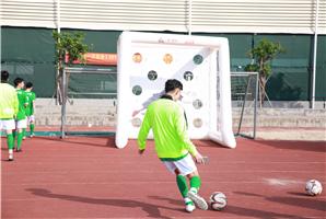 足球嘉年华活动(第三期):高手如云——2016年厦门市青少年校园足球大学生联赛