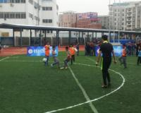 比赛主要为了培养学生们的兴趣