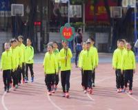 2017年3月23日下午,延奎小学第三届校园足球文化节拉开序幕。